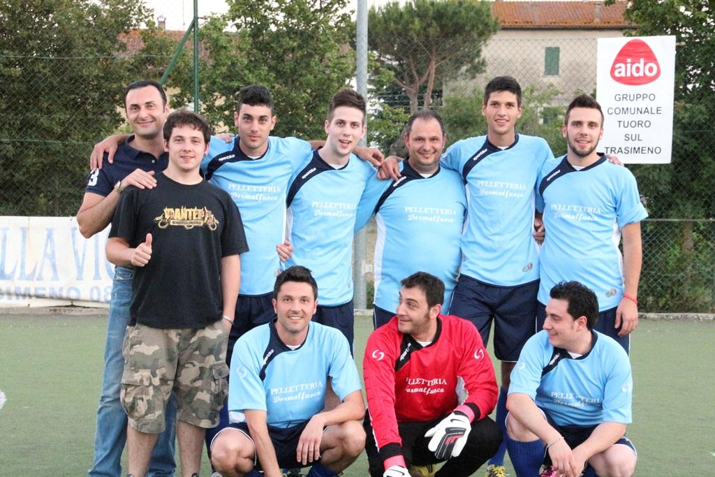 Squadra Calcetto2